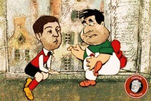 Саакашвили и Зеленский